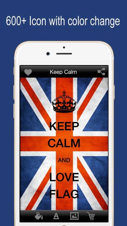 Keep Calm - Funny Poster Maker