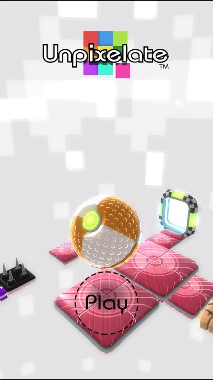 Unpixelate (3D puzzle) screenshot-0