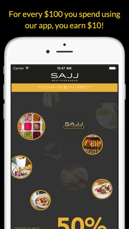 SAJJ Street Eats screenshot-0