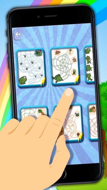 Mazes – logic games for children - Premium screenshot-3