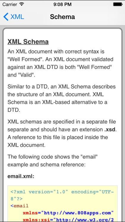 XML Pro FREE screenshot-4
