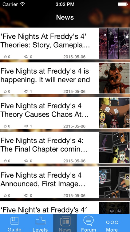Guide for Five Nights at Freddy's 4 free - fnaf 4 Tips, Strategy & Tricks
