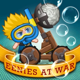 Eenies™ at War (FREE) : Scorched Earth multiplayer online MMORPG battle game for iPhone & iPad