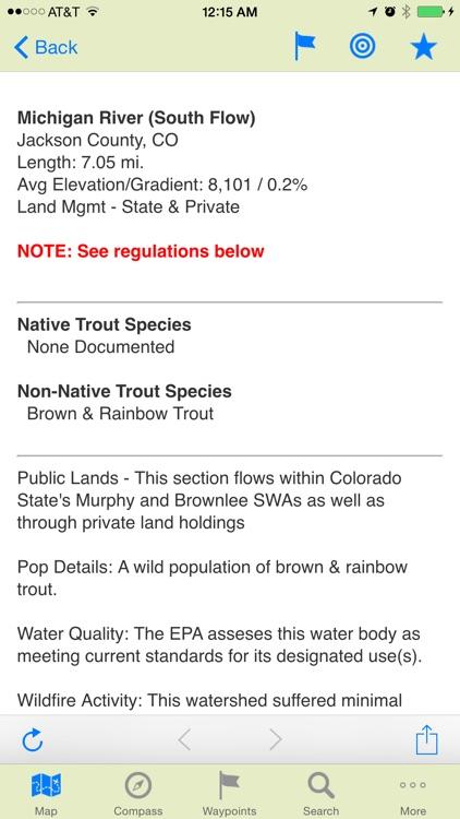 Colorado Wild Trout