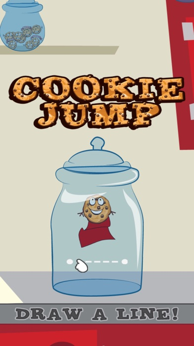 Cookie Jump: The Jump For Freedom screenshot one