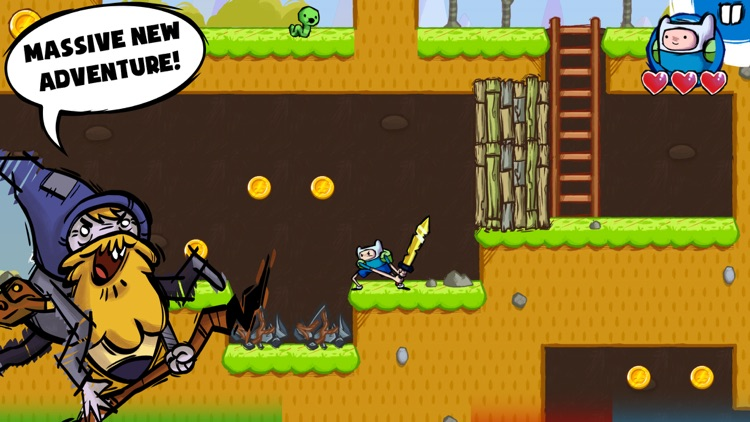 Adventure Time Game Wizard - Draw Your Own Adventure Time Games