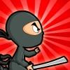 Acrobatic Ninjas - の忍者の冒険 武道 在日