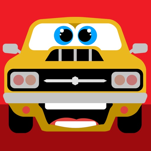 Cars, Trains and Planes Cartoon Puzzle Games Free icon