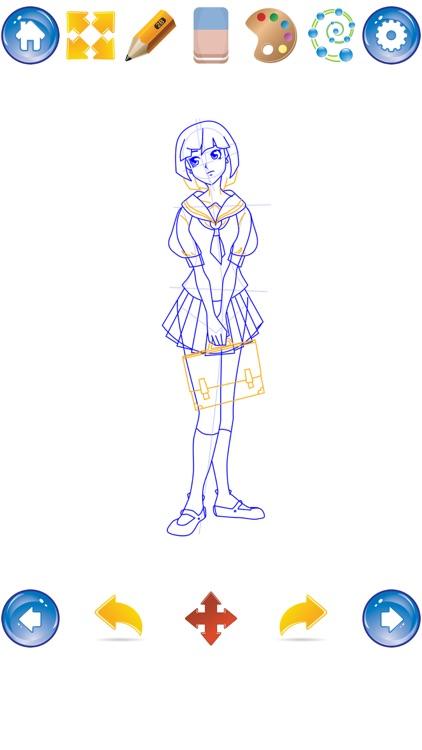 Draw Anime screenshot-4