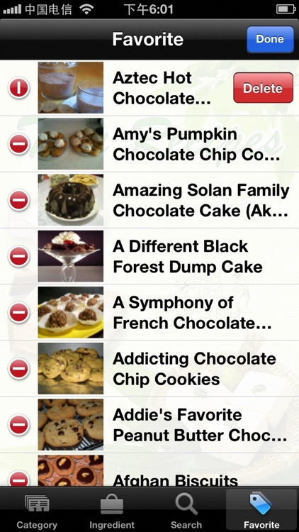 Chocolate Recipes 5000+ screenshot-3