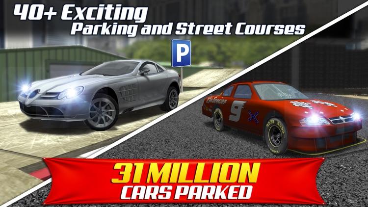 Super Sports Car Parking Simulator - Real Driving Test Sim Racing Games