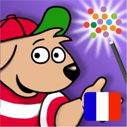FR-Hantée – Harry et la Maison Hantée livre de contes interactif en français et en anglais