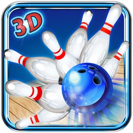Strike Pin Bowling 3D - Pro
