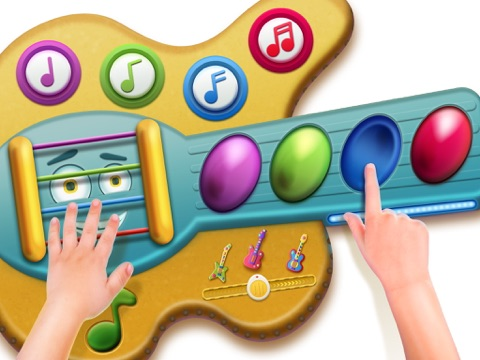 Baby Music Toys Guitar With Songs For Kids App Price Drops