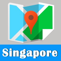 Singapore Map offline, BeetleTrip Singapore subway metro street travel guide trip route planner advisor
