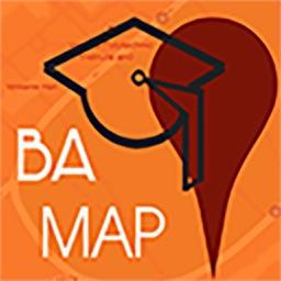Walking Map of Virginia Tech®