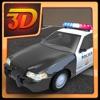 3D警察の駐車場 - 本物のシミュレータとシミュレーションゲーム