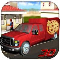 City Pizza Delivery Van Simulator 3D