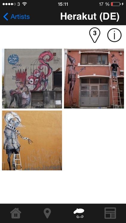 Nuart Festival - Geo Street Art