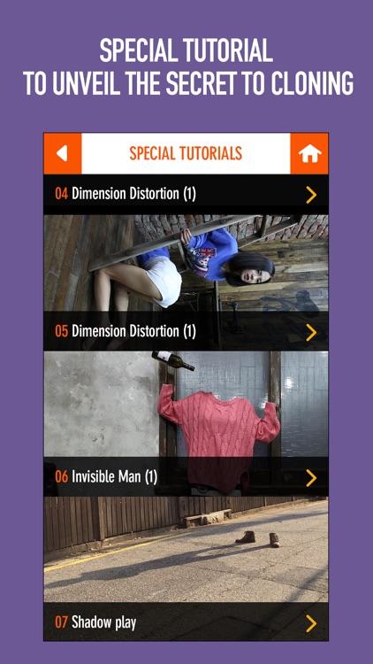Clone Camera Pro screenshot-4