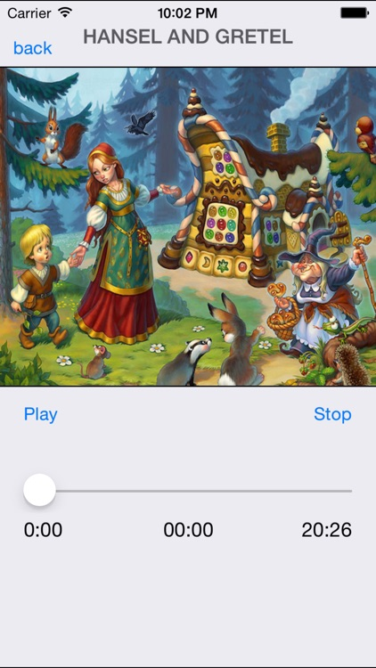 Fairy Tales Audio Book