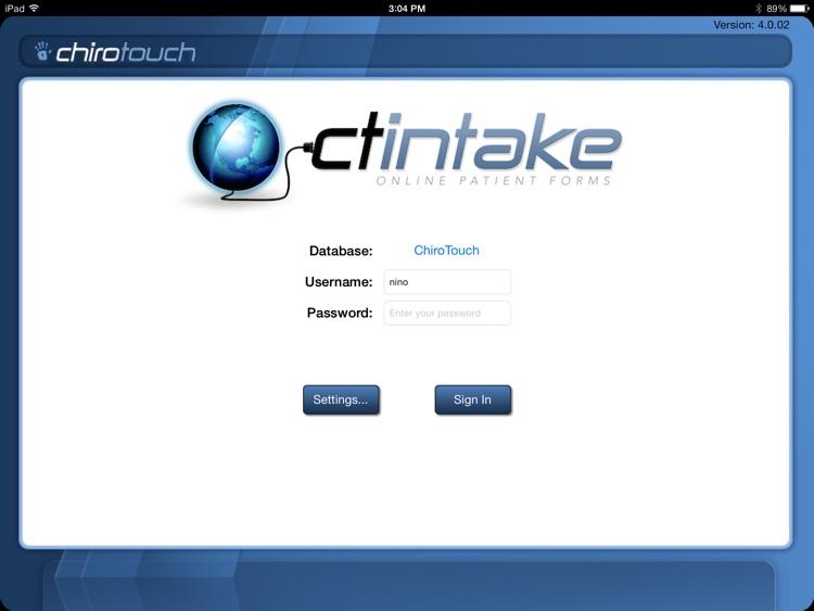 CT Intake Mobile 6.3