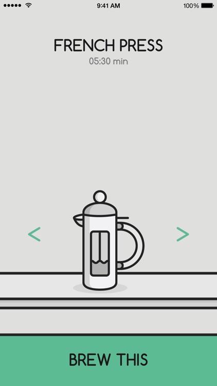 Grind - Coffee Brewed Simply screenshot-0
