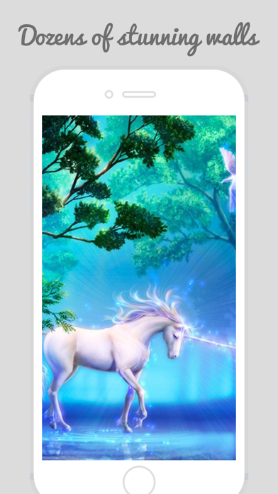 Unicorn Wallpapers - Best Collection Of Unicorn Wallpapers screenshot two