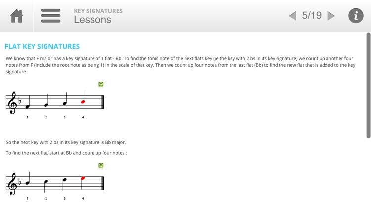 Musition Key Signatures screenshot-3