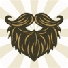 Beard Stash Free - Funny Mustache Pic & Booth Split