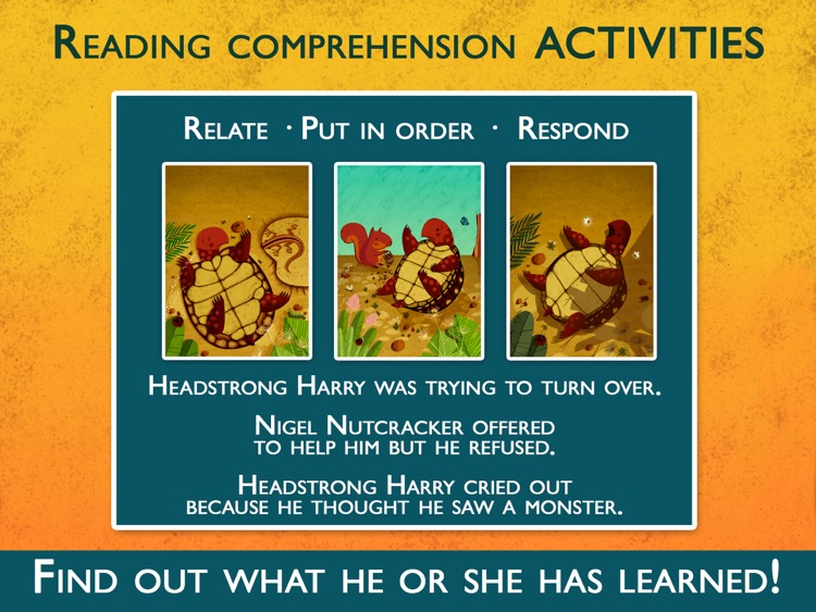 Teach me to read – Headstrong Harry, an Educational Montessori and Constructivist Tool with Activities and Books for Learn to Read.