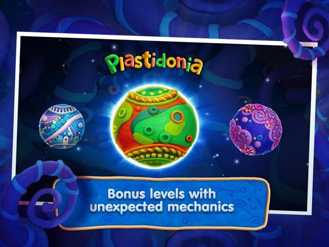 Plastiland - explore the worlds of Plasticinia, Plastipolia and Plastidonia! Screenshot