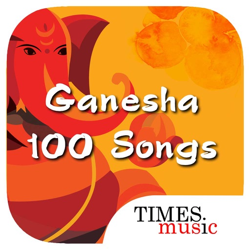 100 Ganesha Songs - No Streaming, Free to Download and Listen Offline iOS App