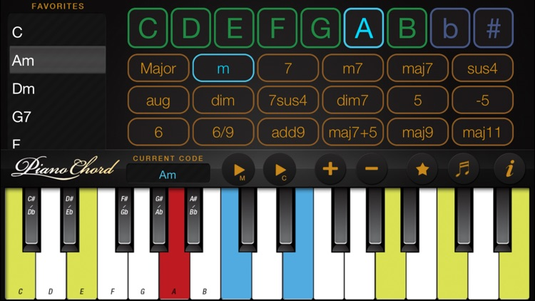 Piano Chord screenshot-0
