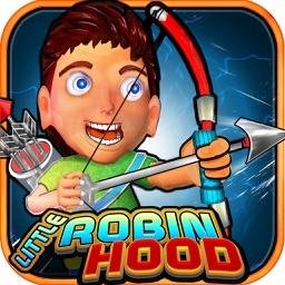 Little Robinhood (Bow and arrow aim archery skill shooting game!)