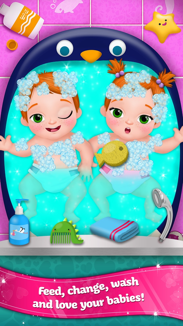 My new baby 2 - Twins! Screenshot