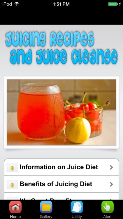 Juicing Recipes And Juice Cleanse
