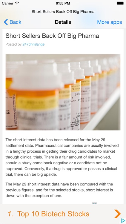 Drug Manufacturers IndustryNews