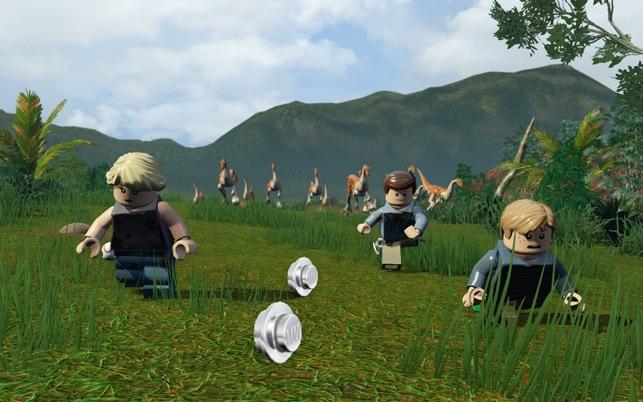 LEGO® Мир юрского периода™ Screenshot