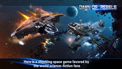 Dawn of Rebels screenshot one