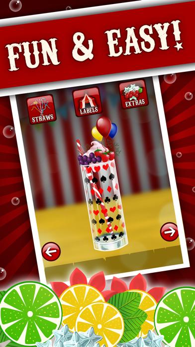 ``Circus`` Soda Maker - Make Your Own Drink Game Screenshot