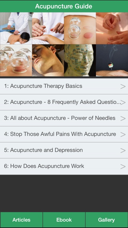 Acupuncture Guide - Everything You Need To Know About Acupuncture Treatment! screenshot-0