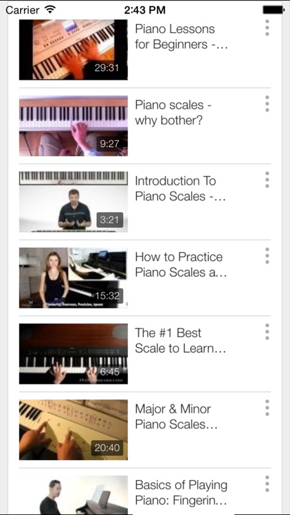Piano Lessons - Learn To Play Piano Easily screenshot-4