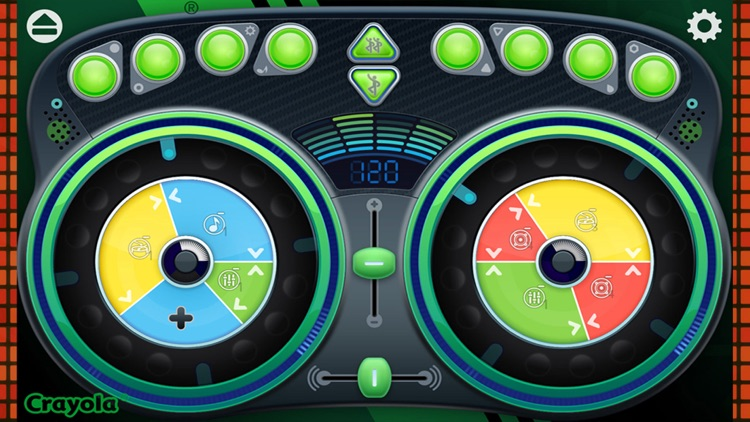 Crayola DJ screenshot-1