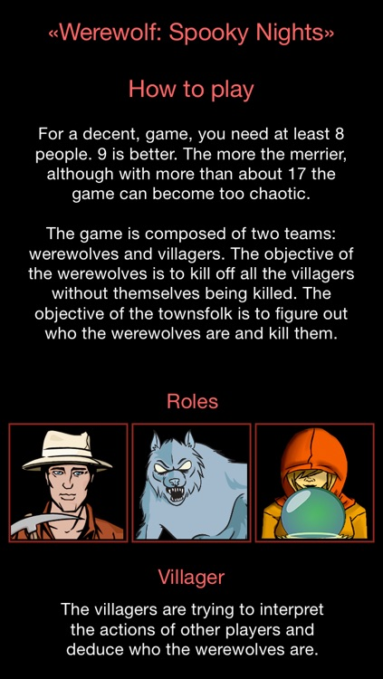 Werewolf: Spooky Nights FREE screenshot-3