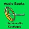 VOolume livres audio