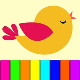 First Piano Nursery Rhymes - Play Along Keyboard