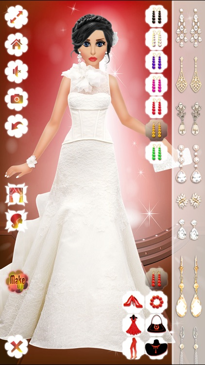 Wedding Bridal Makeup & Dress screenshot-4