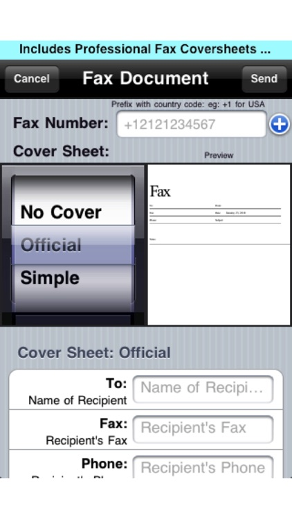 Fax Print & Share Pro