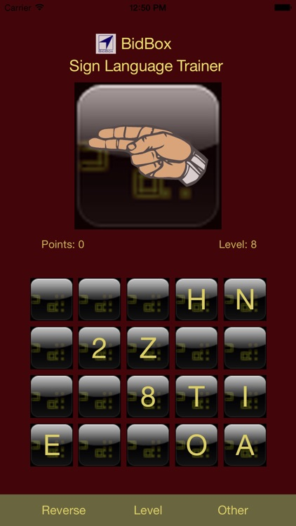 Sign Language Alphabet Trainer (ASL) screenshot-3